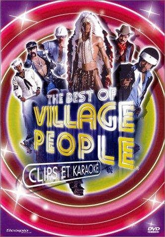 Village People, Clips Et Karaoké - Single 1 Dvd - 1 Film