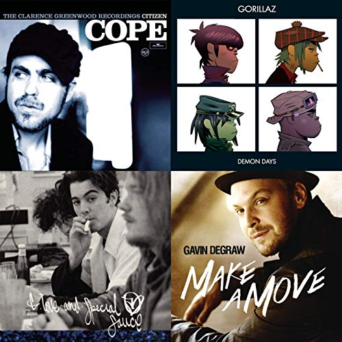Citizen Cope And More By Andy Davis Gavin Degraw Trevor W Hall
