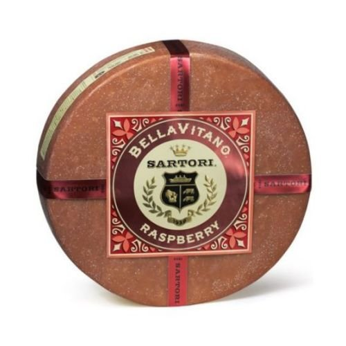 Sartori Reserve Cheese Whole Bellavitano Raspberry, 20 lb by Sartori Reserve
