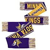 NFL Youth Boys Scarf-Regal Purple-1 Size, Minnesota Vikings