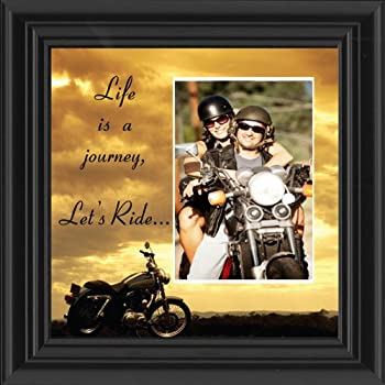 Amazon.com - Bicycle / Motorcycle Chain Picture Frame 5\