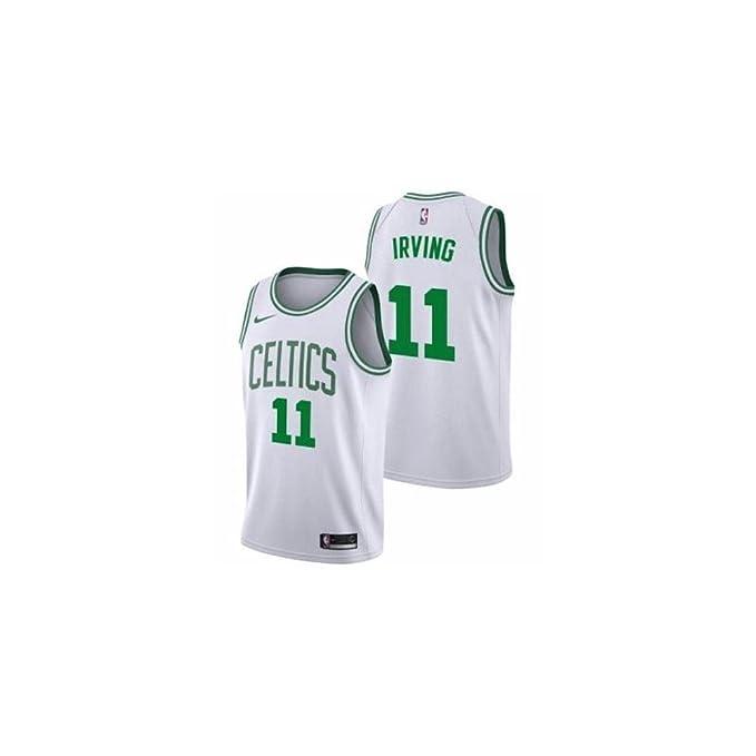 Nike Bos M Nk Swgmn JSY Home Camiseta 1ª Equipación Boston Celtics 17-18 de Baloncesto, Hombre