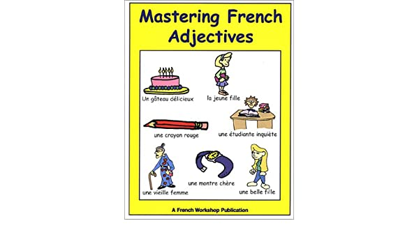 Mastering French Adjectives : Agreement and Usage: Kelley Wingate ...
