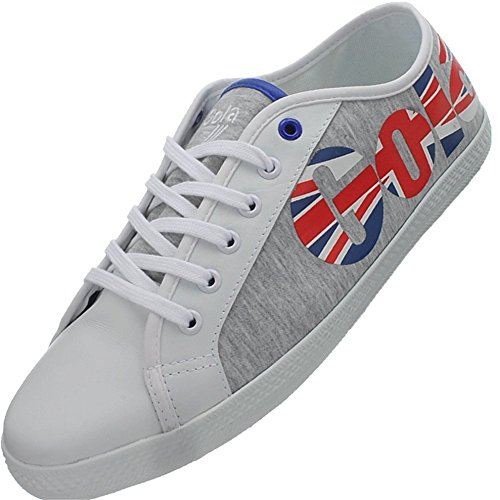 Gola - Varsity Low - FCLA587UJ - Color: White - Size: 42.0 EUR