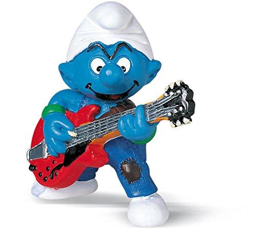 Smurf Mushroom (Schleich North America Smurf Lead Guitar Player)