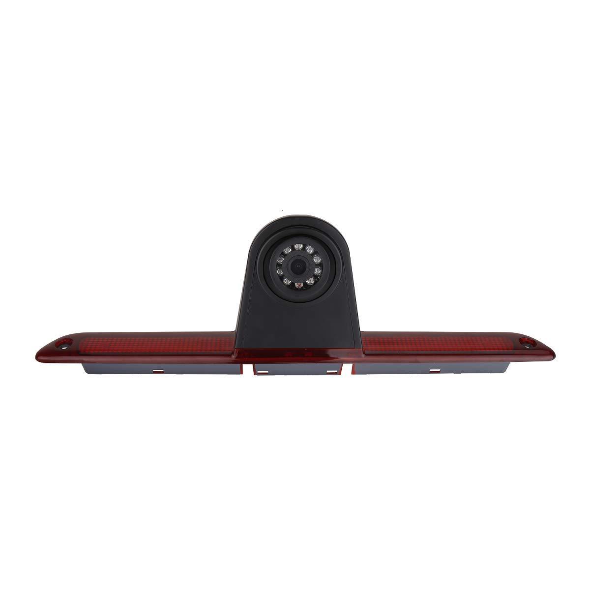 Telecamera Retromarcia Specifico Per Furgone Con Luci Led Terzo Stop Posteriore per Transporter Mercedes Sprinter W906 2007-2018//VW Crafter 2007-2016