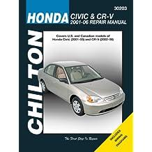 Honda Civic & CR-V, 2001-2006