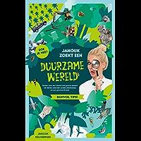 Janouk zoekt een duurzame wereld: Doe je mee? Samen naar een wereld met veel bossen en dieren, oceanen zonder plastic…