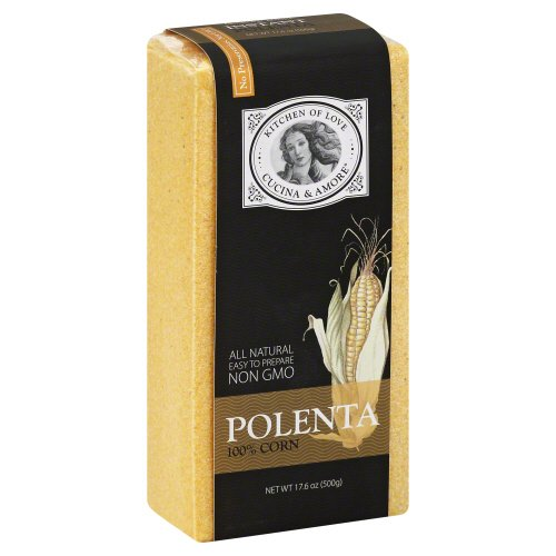 BEANS, POLENTA , Pack of 8