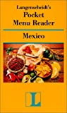 img - for Pocket Menu Reader Mexico (Pocket Dictionaries) book / textbook / text book