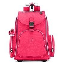 Kipling Alcatraz II Backpack, Vibrant Pink, One Size