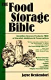 The Food Storage Bible
