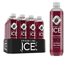 Sparkling Ice is a fizzy and flavorful sparkling water—without all the calories. This best-selling, succulent flavor makes for one sweet experience. We call it Black Raspberry, but you can call it delicious.
