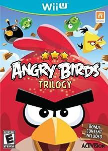 Angry Birds Trilogy - Nintendo Wii U