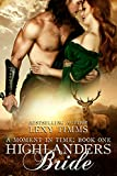 Highlander's Bride: Time Travel Romance, Scottish Historical Fantasy (Moment in Time Book 1)