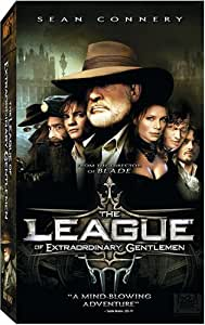 League of Extraordinary Gentlemen [VHS]