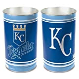 Kansas City Royals 15 Waste Basket - Licensed MLB Baseball Merchandise