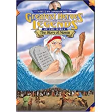 Greatest Heroes and Legends of the Bible: The Story of Moses (2012)