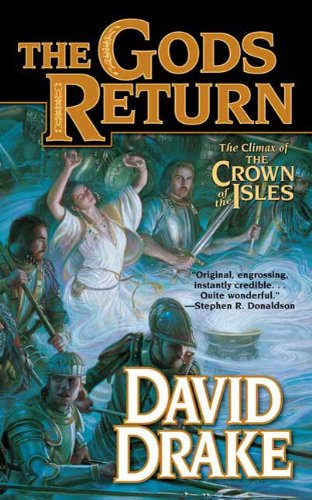 book cover of The Gods Return