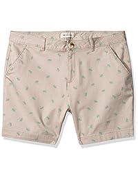 Dockers Essential Short- Pantalones cortos para Mujer