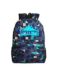 Fortnite Battle Royale School Bag Backpack Student Notebook Daily Backpack