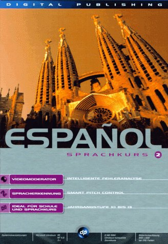 Espanol 2. Sprachkurs. CD- ROM für Windows 3.x/95/NT 4.0