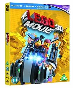 The Lego Movie [Blu-ray 3D + Blu-ray] by Warner Bros.