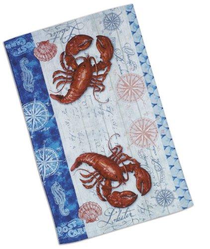Kay Dee Designs R2210 Lobsterfest Nautical Terry Towel