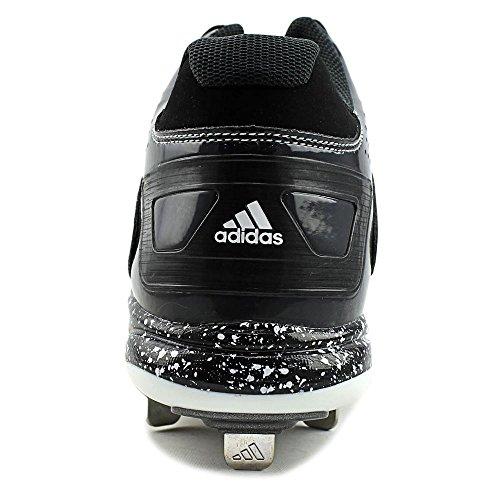 Bacchetta Da Baseball Adidas Performance Mens Poweralley 2 Mid Nero / Bianco