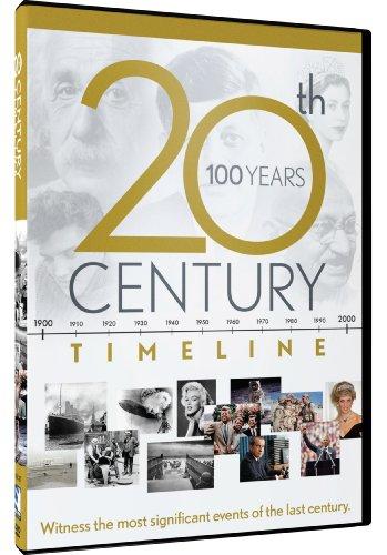 20th Century Timeline -  DVD