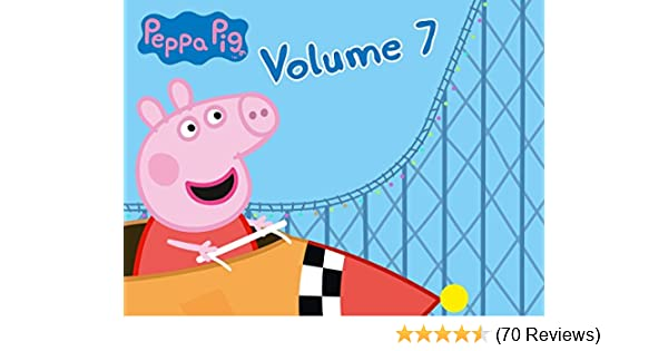 Amazon com: Watch Peppa Pig - Volume 7 | Prime Video