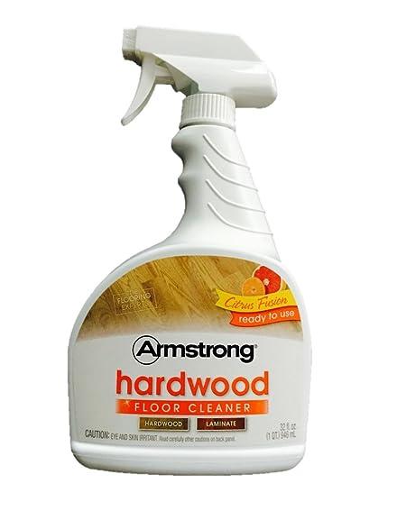 Armstrong Hardwood U0026 Laminate Floor Cleaner, 32 Oz Spray