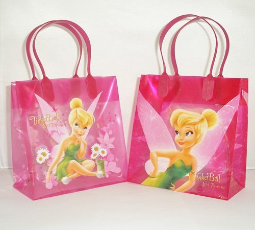 Disney Tinkerbell Treat Bags (12 ct) ()