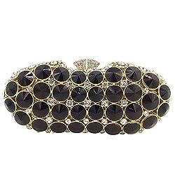 Women's Luxury Diamond Banquet Clutch