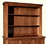 Westwood Design Jonesport Hutch with Touchlight, Tuscan