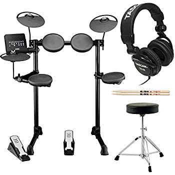 alesis nitro kit electronic drum set with 8