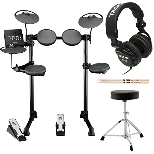 Yamaha Customizable Electronic Drumsticks Headphones