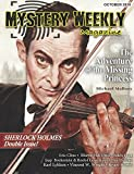 img - for Mystery Weekly Magazine: October 2016: Sherlock Holmes Double Issue (Mystery Weekly Magazine Issues) book / textbook / text book