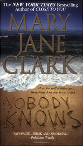 Image result for mary jane clark nobody knows