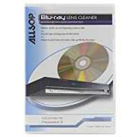 Allsop 59153 Blu-Ray Player, Driver & Portable Player Lens Cleaner For Improved Picture Quality & Sound