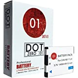 DOT-01 Brand Canon ELPH 190 IS Battery for Canon ELPH 190 IS Camera and Canon 190 IS Battery Bundle for Canon NB11L NB-11L