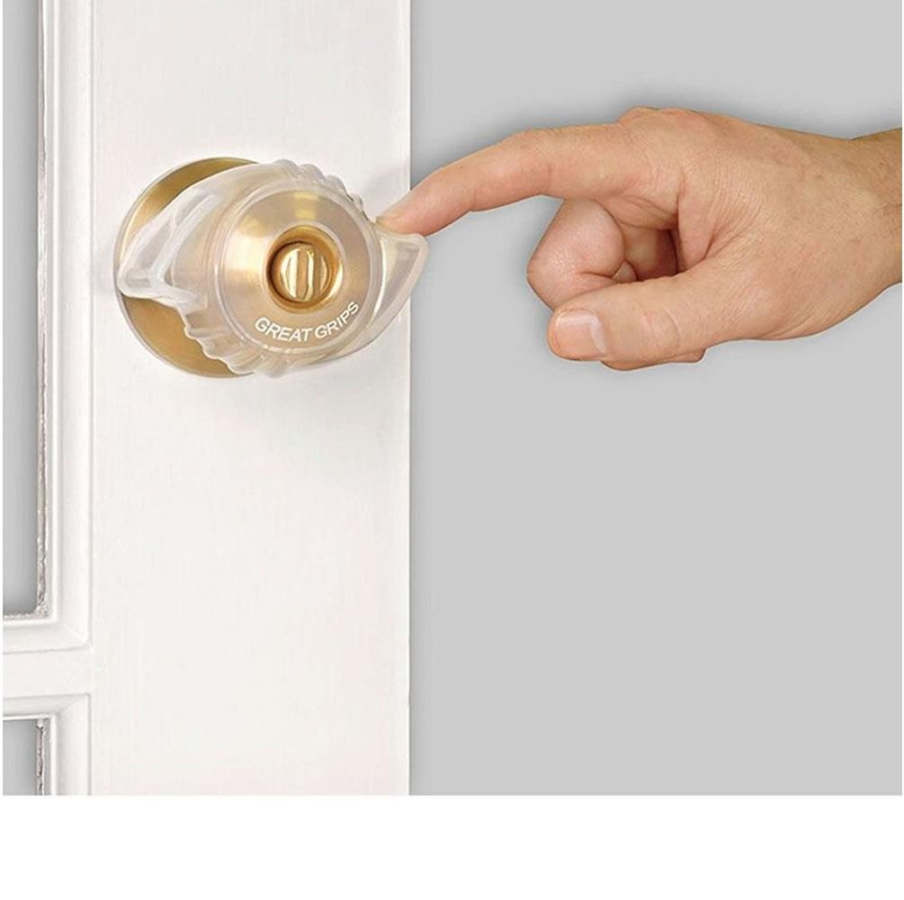 Amazon.com: Rubber Door Knob Cover Set of 2: Beauty