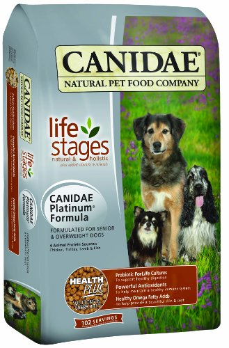 CANIDAE-All-Life-Stages-Platinum-Less-Active-Dog-Dry-Food-Multi-Protein-Formula-30-lbs
