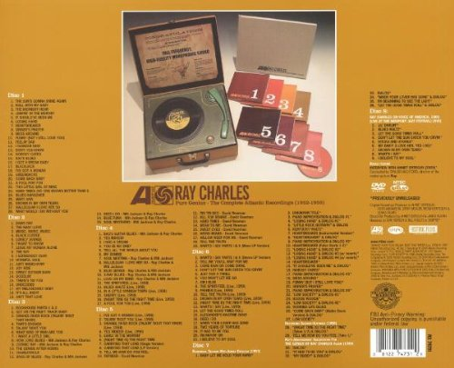 Pure Genius: Complete Atlantic Recordings 52-59