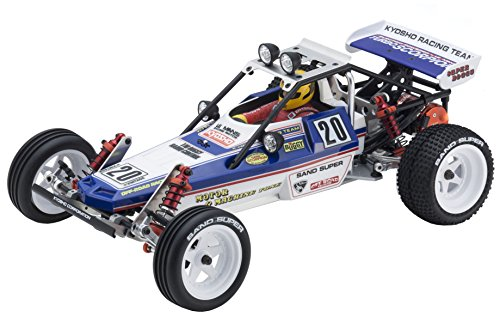Kyosho Turbo Scorpion Vintage Series Kit 1:10-scale (Modified Vintage Series)