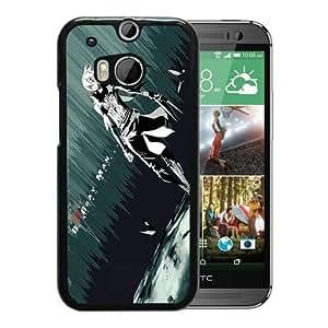 Newest M8 Case,Anime Bags Yu Kanda Gray Man Black High Quality Hot Sale HTC ONE M8 Phone Case