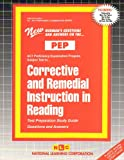 Corrective and Remedial Instruction in Reading, Rudman, Jack, 083735532X