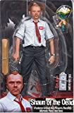 "NECA Cult Classics Series 4 Action Figure Shaun From ""Shaun of the Dead"""