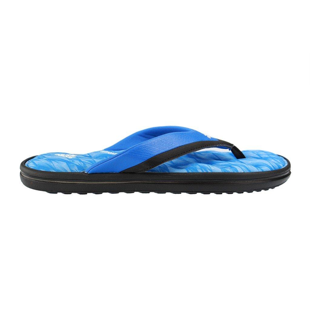 a73794e24 adidas Mens B44048 Shower Bath Flip-Flops Blue XXL Trainers In Plus Sizes  Blue Size  8  Amazon.co.uk  Shoes   Bags