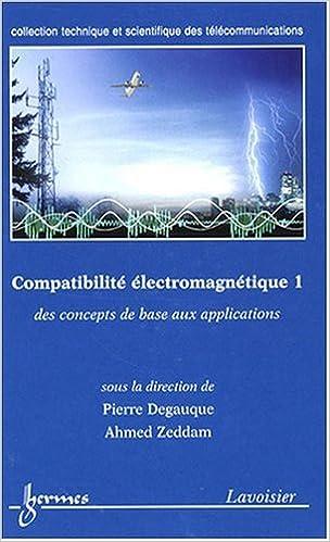 En ligne Compatibilité électromagnétique pdf, epub ebook